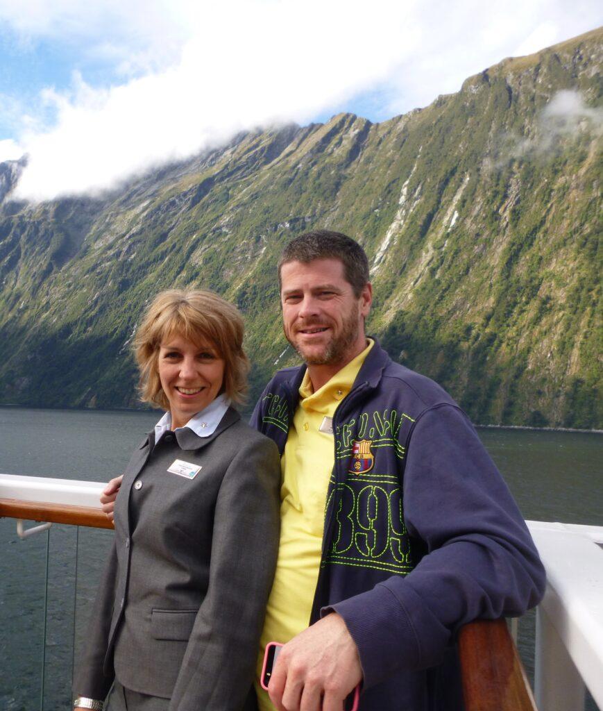Croisière fjord Nouvelle-Zélande