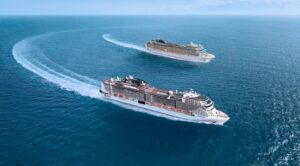 MSC Cruises mediterranee
