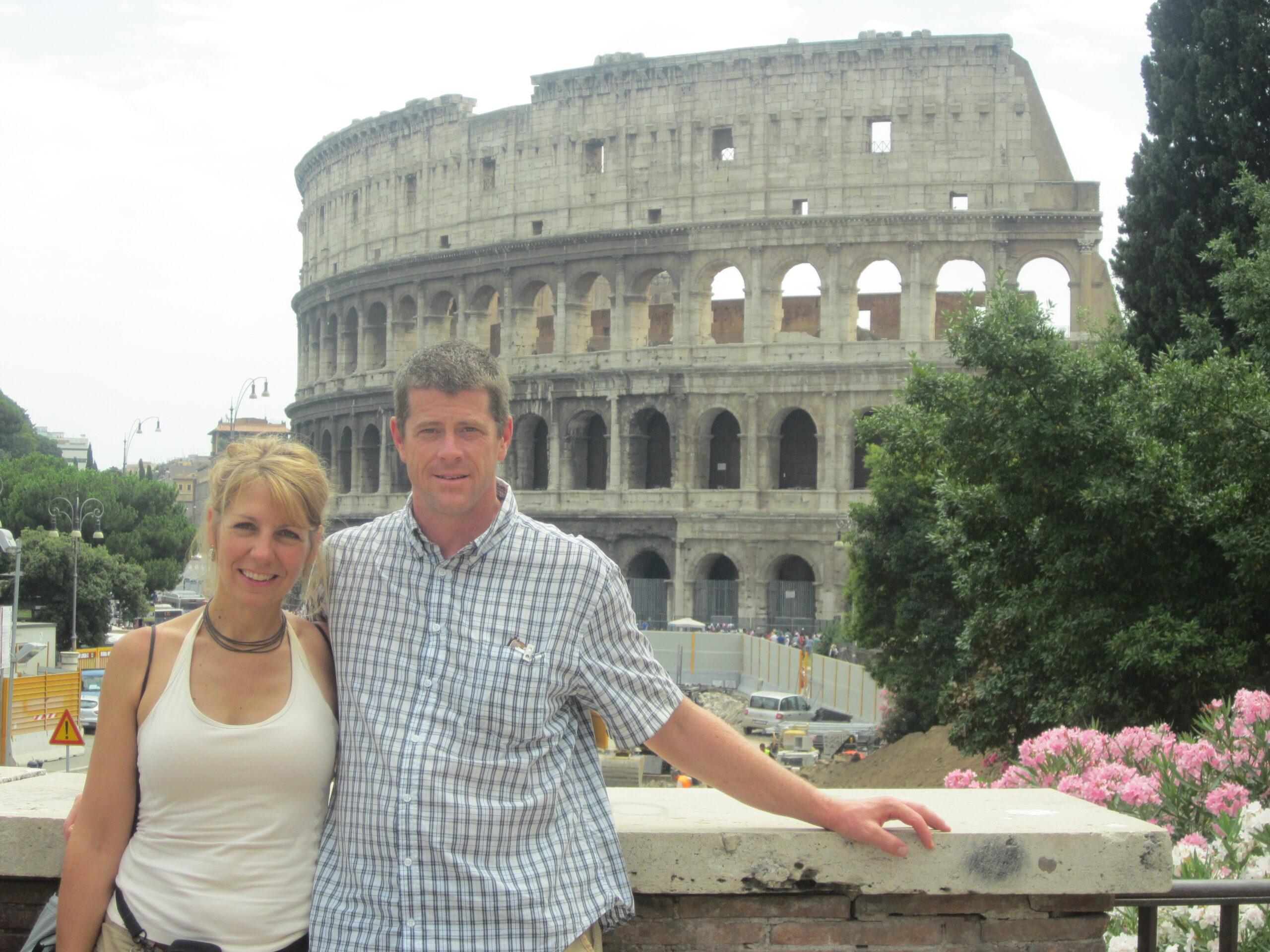Croisière escale Rome