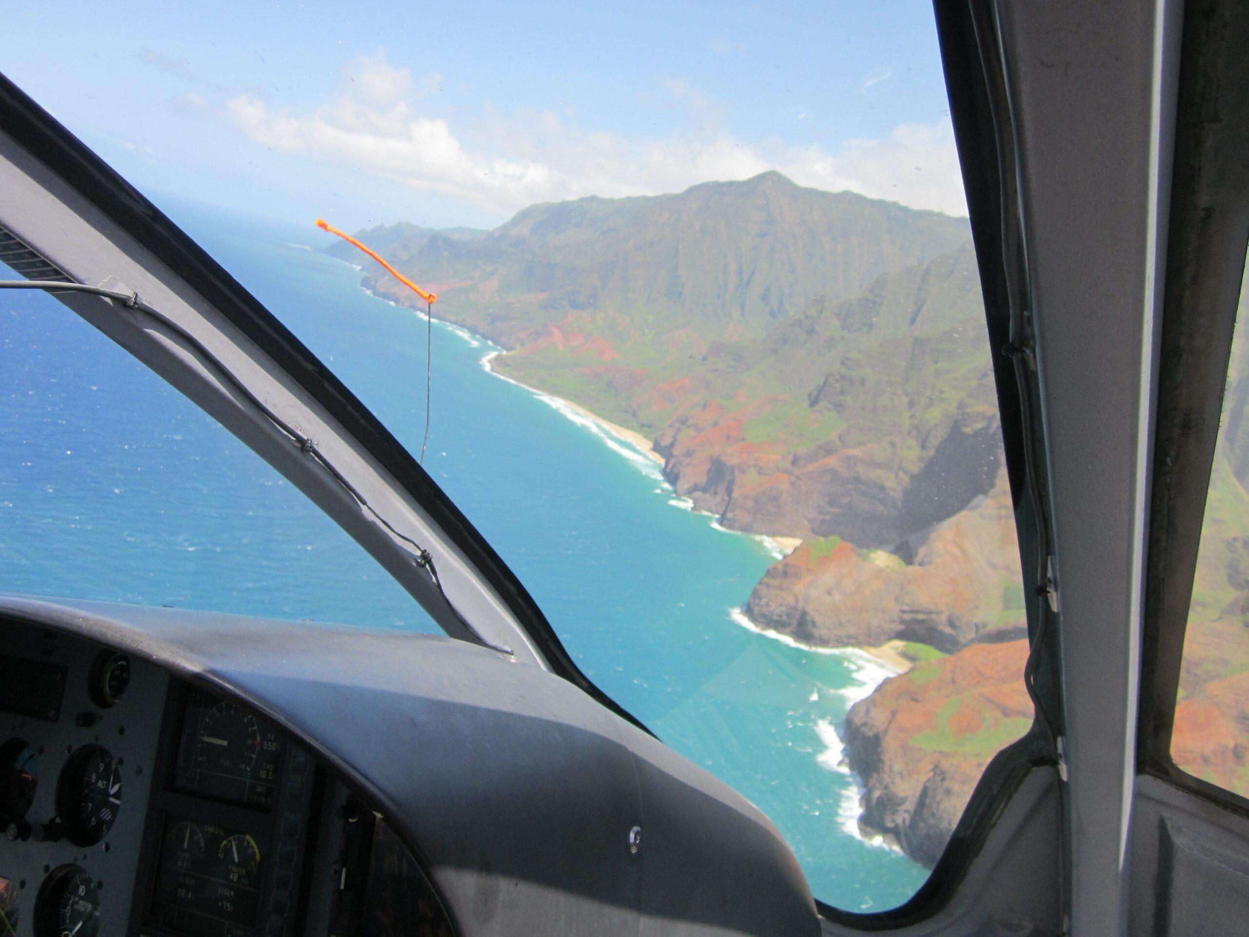 Ile de Kauai -Côte Na Poli- Hawaii